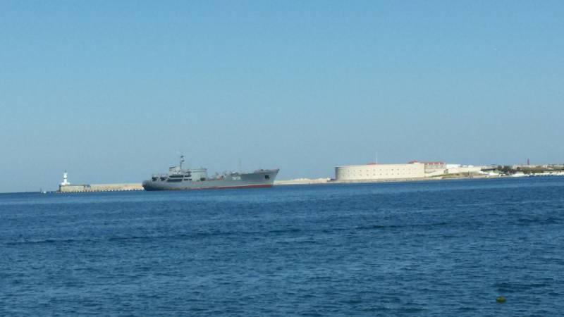 Крым глазами дальневосточника