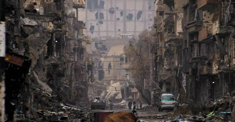 Дамаск: Мы располагаем записью переговоров инструкторов США с боевиками ИГИЛ