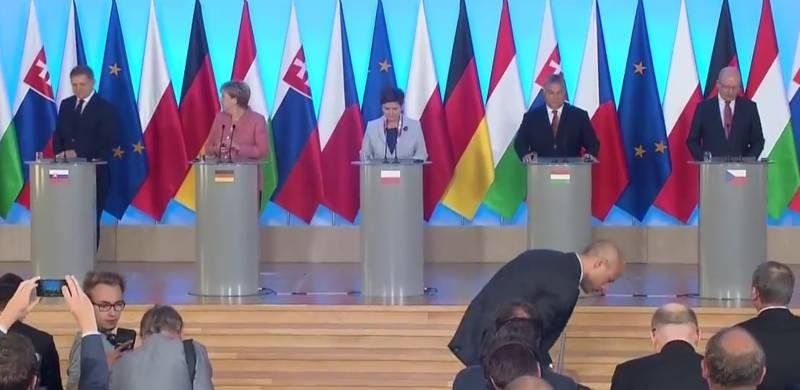 Главным в немецком правительстве будет Путин