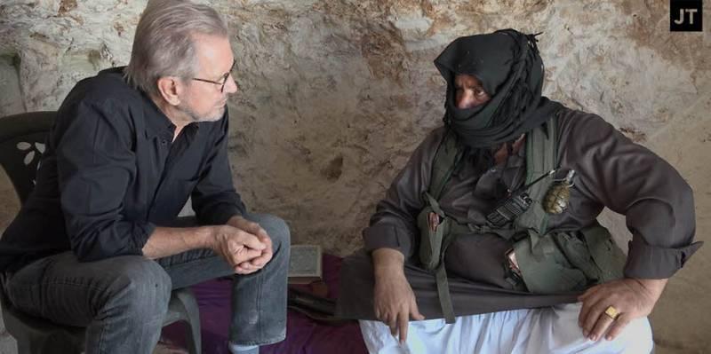 """Немецкие журналисты поговорили с боевиком """"ан-Нусры"""" о поставках оружия США, Катаром и другими странами"""