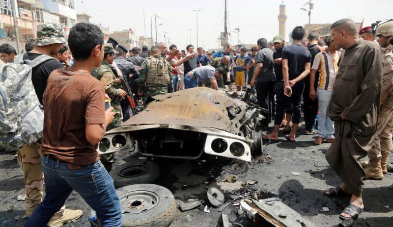 """""""Плоды демократии"""". Багдад снова под ударом террористов"""