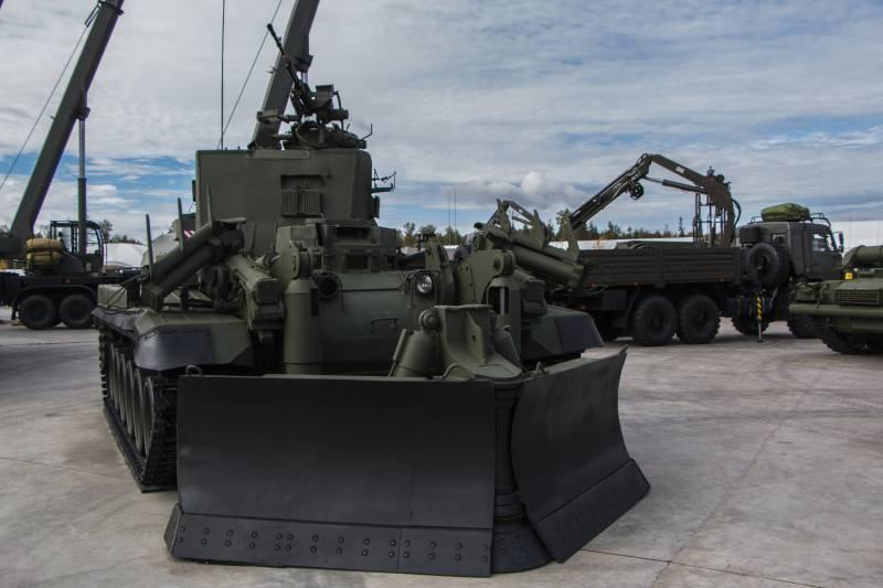 АРМИЯ-2016. Два слова о военных инженерах