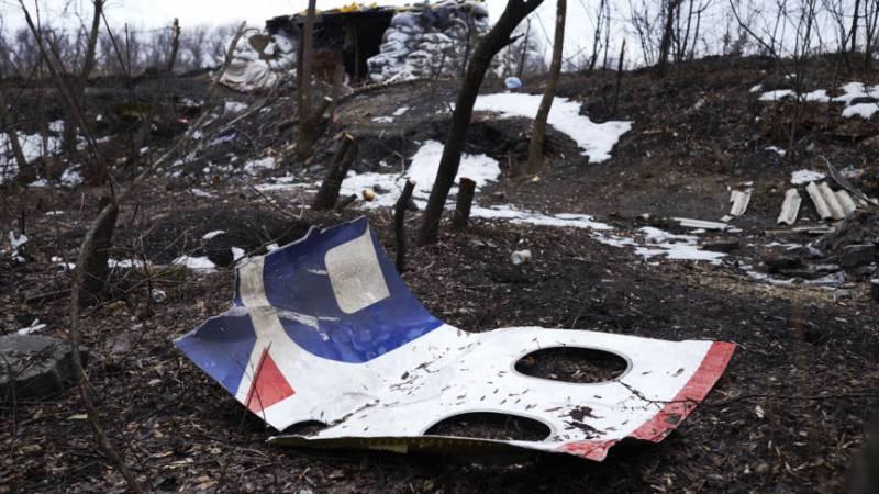 """Голландские СМИ публикуют """"выводы комиссии"""" о причинах крушения MH17"""