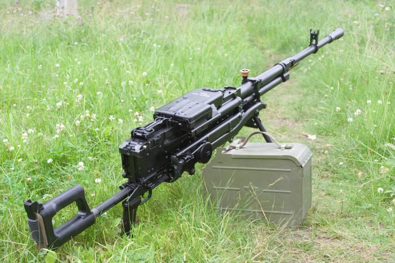 К столетию завода имени Дегтярёва: от пулемета Мадсена до КОРДа. Часть 6