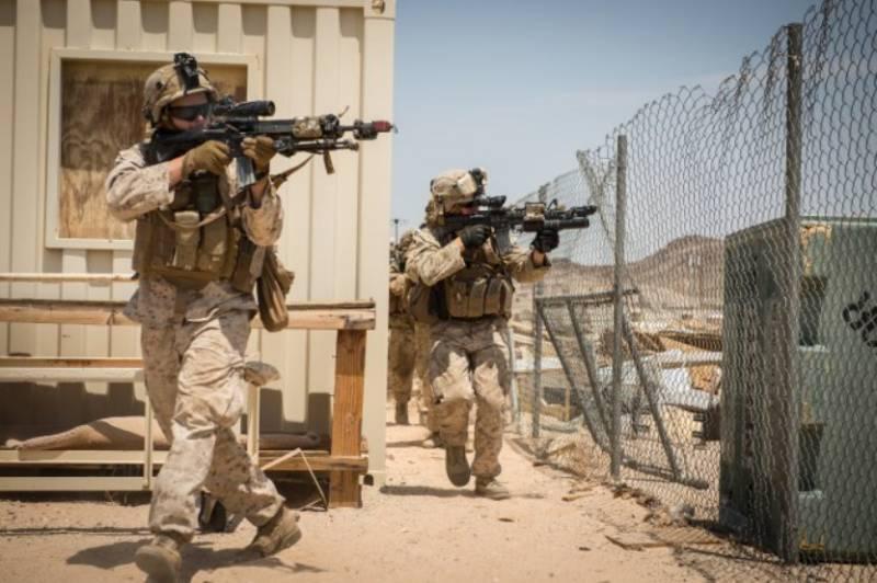Новая концепция Морской пехоты США: учиться воевать с «технологически сильным противником»