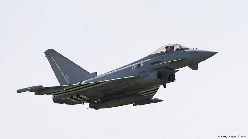 ВВС Британии впервые присоединятся к совместному учению США и Южной Кореи
