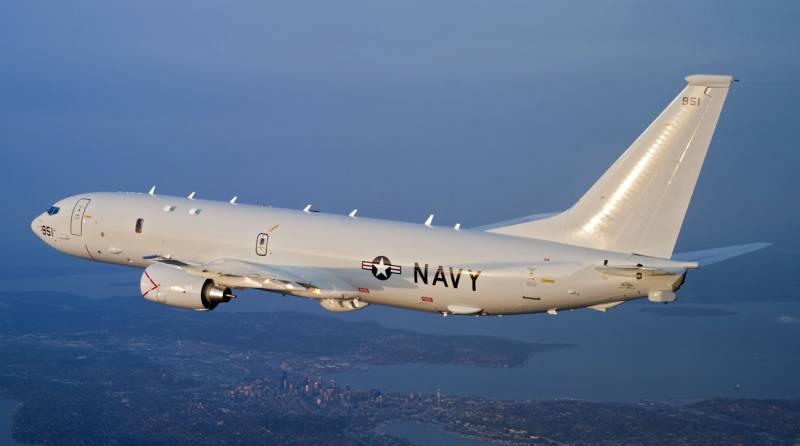 Натовские самолёты провели разведку близ Крыма и Калининградской области, а также «посетили» российскую группировку в Средиземном море