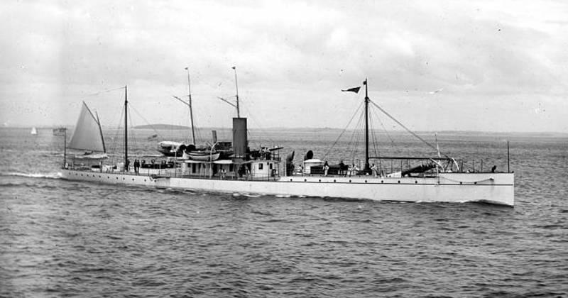 Динамитный крейсер USS Vesuvius (США)