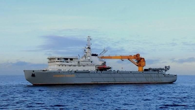 Тихоокеанский флот пополнился новейшим морским транспортом вооружения
