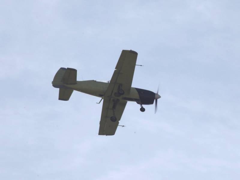 Як-152 совершил первый испытательный полёт