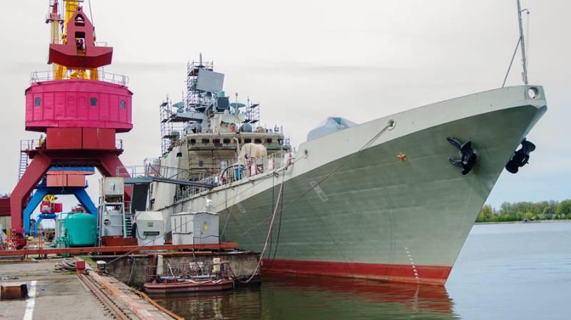 «Адмирал Макаров» начнёт прохождение госиспытаний в начале октября