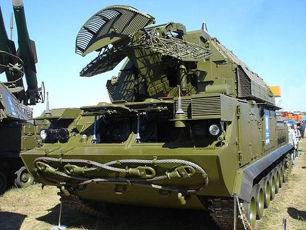 ЗРК «Тор-М2» в текущем году начали поставляться в войска
