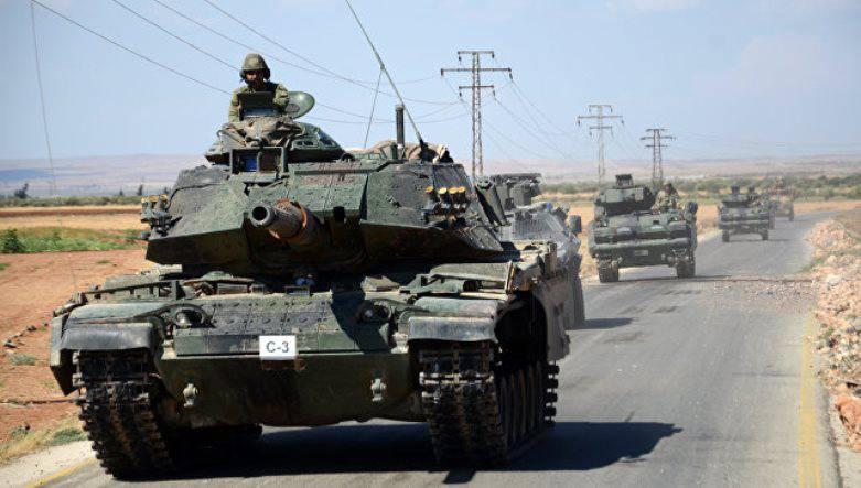 Турецкие законодатели продлили мандат на использование войск в Сирии и Ираке