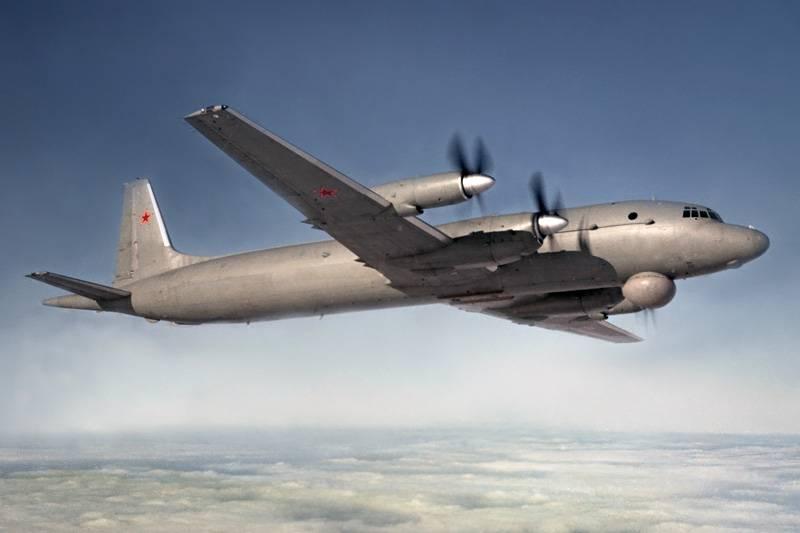 Прошло 55 лет со дня первого полёта Ил-38