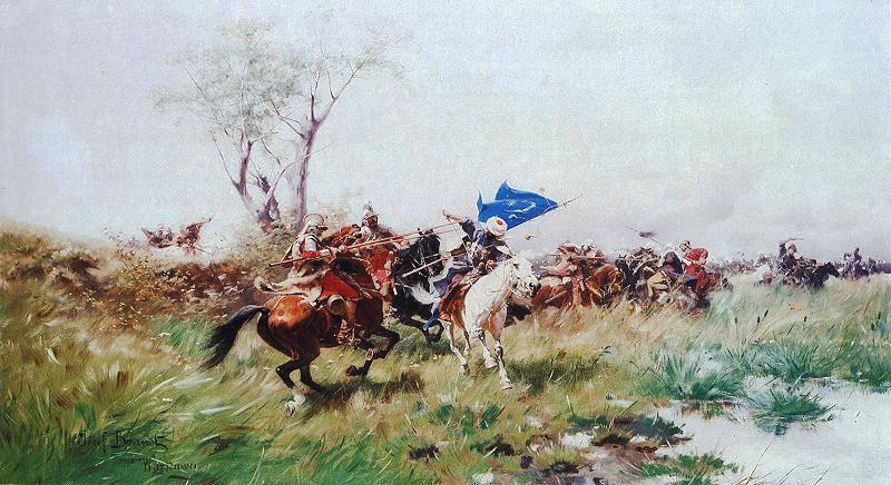 Венская битва 1683 г., или «Мы пришли. Мы увидели. Бог победил»
