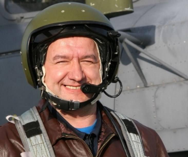 В Ульяновске предложили назвать один из новых самолётов именем лётчика Хабибулина