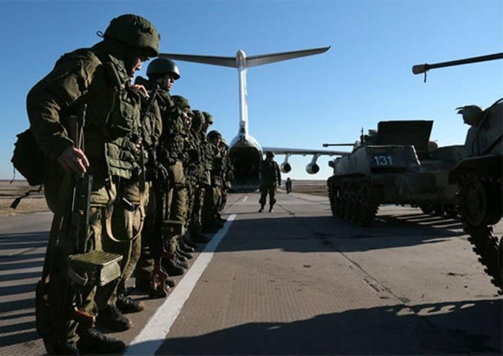В двух регионах РФ стартовали полковые учения десантников