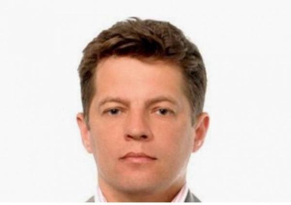 """Задержанный """"журналист"""" Сущенко оказался офицером ГУР МО Украины"""