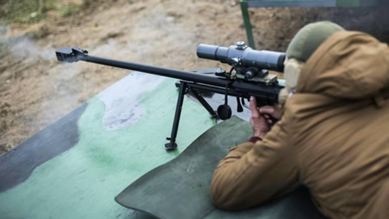 СМИ: крупнокалиберная винтовка «Корд-М» поступит на вооружение в 2017 г.