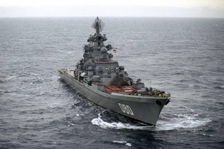 «Адмирал Нахимов» первым получит морскую версию ЗРК «Панцирь»
