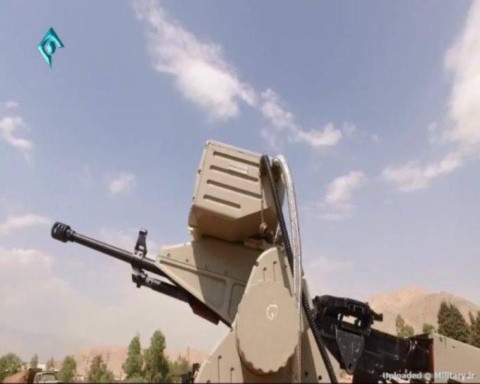 СМИ: Иран испытает в Сирии дистанционно-управляемый комплекс