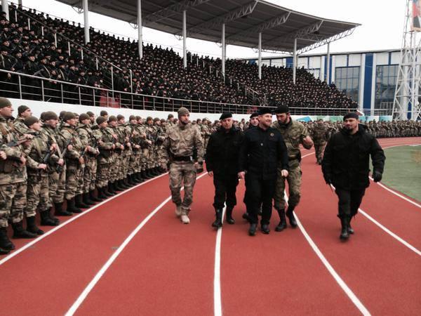 Кадыров: Мы готовы пригласить сирийских военных для обучения в спеццентре Гудермеса