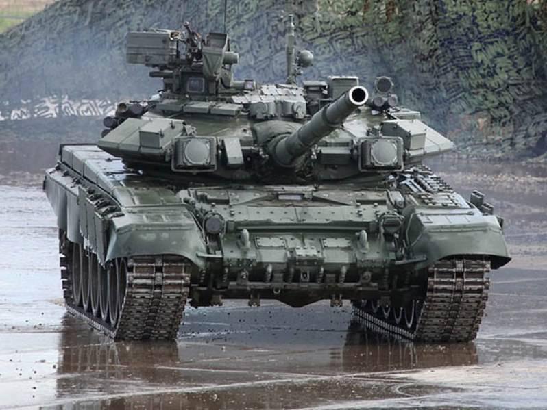 Россия поставит Вьетнаму до сотни танков Т-90