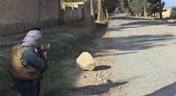 Taliban Kunduz'a girmek için savaştı