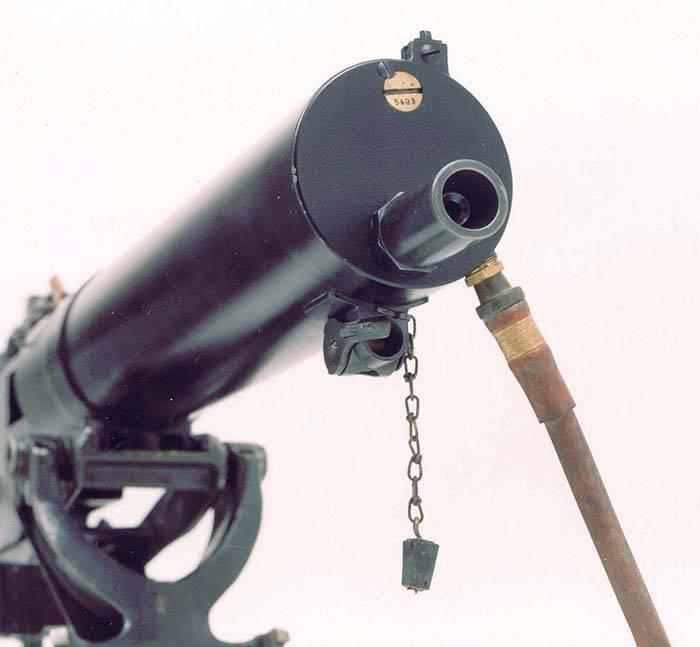 «Максимы» для Швейцарии. Пулемет MG11