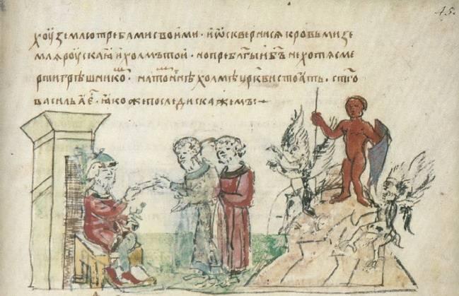 Крещение Руси – хороший выбор или хороший PR?