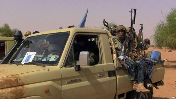 Террористы атаковали миссию ООН в Мали