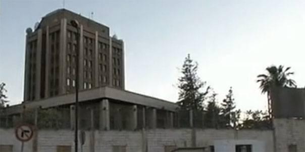 Боевики из миномётов обстреляли посольство России в Дамаске