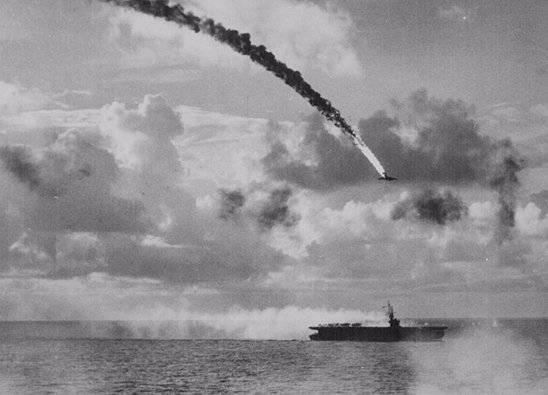 Ракета курсом на корабль