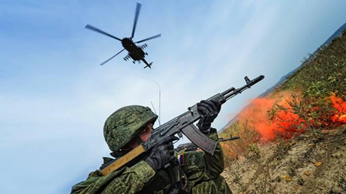 СМИ: в РФ формируются вертолётные эскадрильи для спецназа