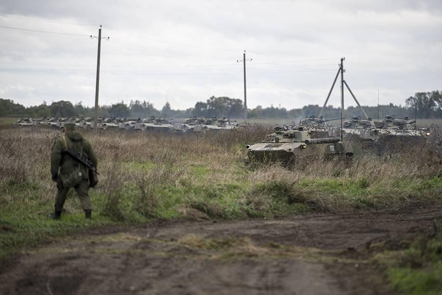 Модернизация вооруженных сил Российской Федерации беспокоит НАТО— Wall Street Journal