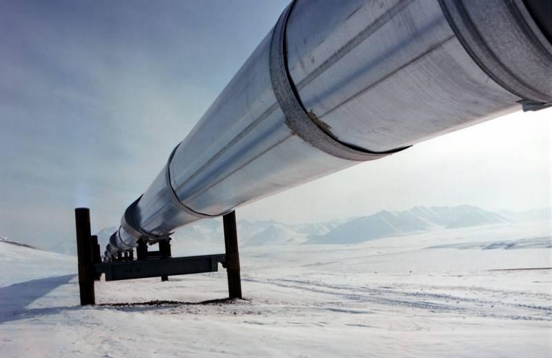 Как же вовремя на Аляске «внезапно» нашли нефть!