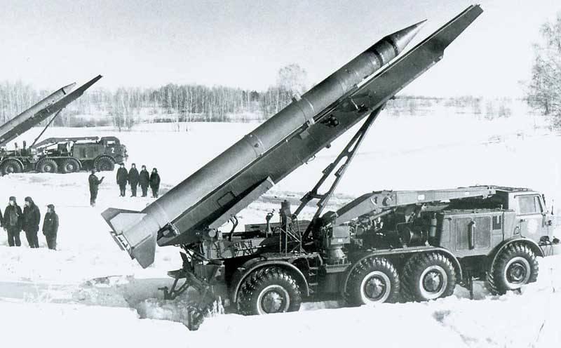 Проект тактического ракетного комплекса «Точка»