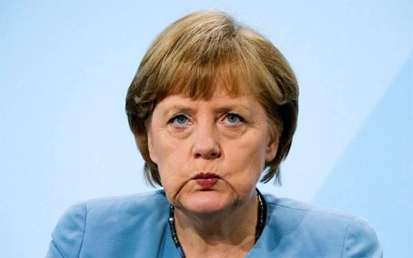Дрезден отправляет Меркель в Сибирь
