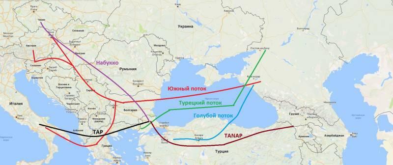 Истерика вокруг российского газа