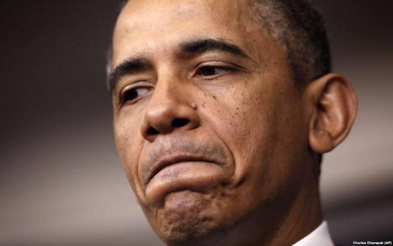 Обама тормозит принятие Конгрессом законопроекта об антисирийских и антииранских санкциях