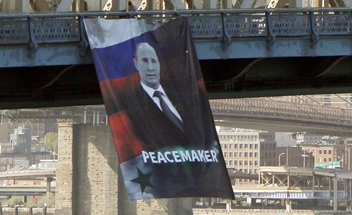 Путин решил, что Россия — держава номер один (Parlamentní listy.Чехия)