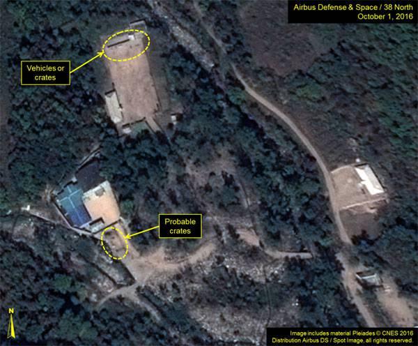 КНДР готовится провести очередные ядерные испытания