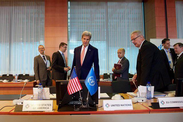 Москва ответила назаявления Керри овоенных злодеяниях вСирии