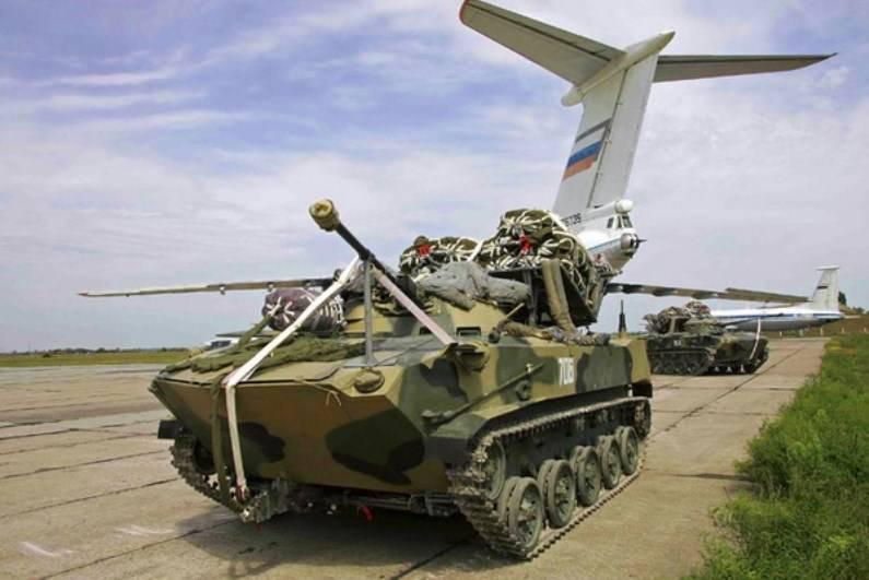 Американский эксперт дал высокую оценку возможностям БМД-2