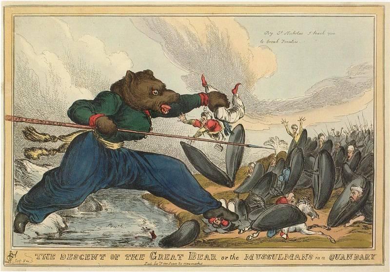 Долгий путь к проливам. Греческий кризис и русско-турецкая война 1828–1829 гг.