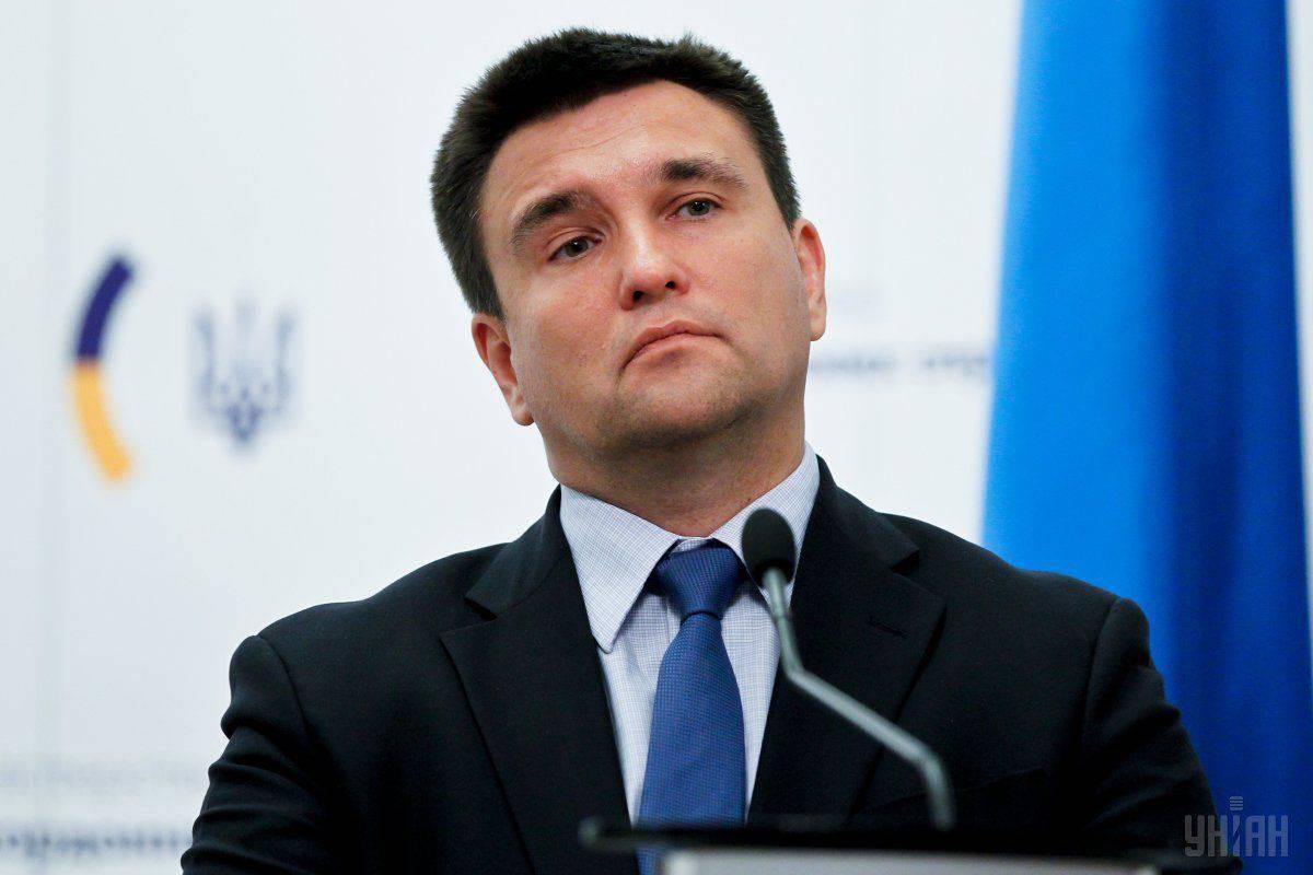 Руководитель МИД Украины: Мыработаем над выходом изСНГ