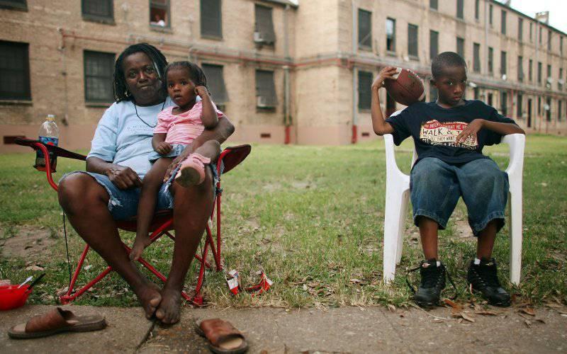 Чёрная жизнь Чёрной Америки. Расовый подтекст социального неравенства в США