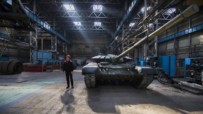 Т-72 и Т-90 получат электронную начинку от «Арматы»