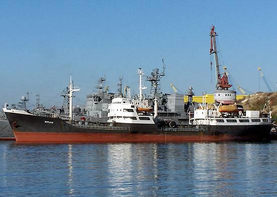 Россия создаст в Тартусе полноценную военно-морскую базу