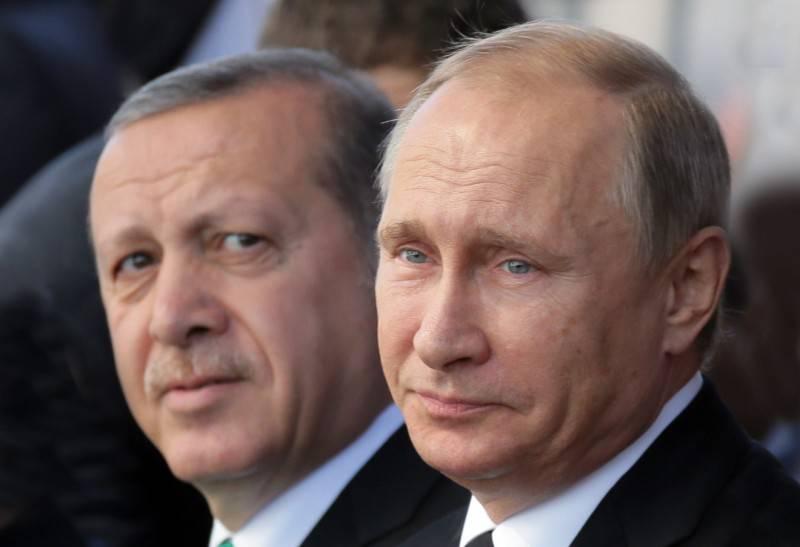 Нефтегазовая агрессия. Что Путин и Эрдоган сказали в Стамбуле